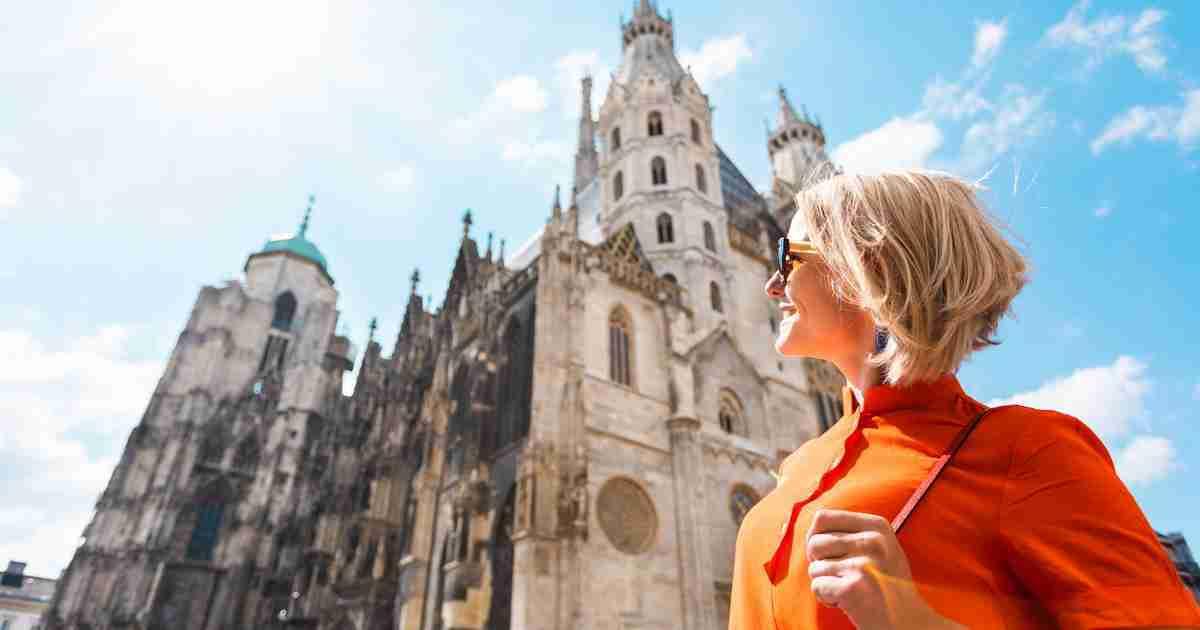 100 sights in Vienna in Austria