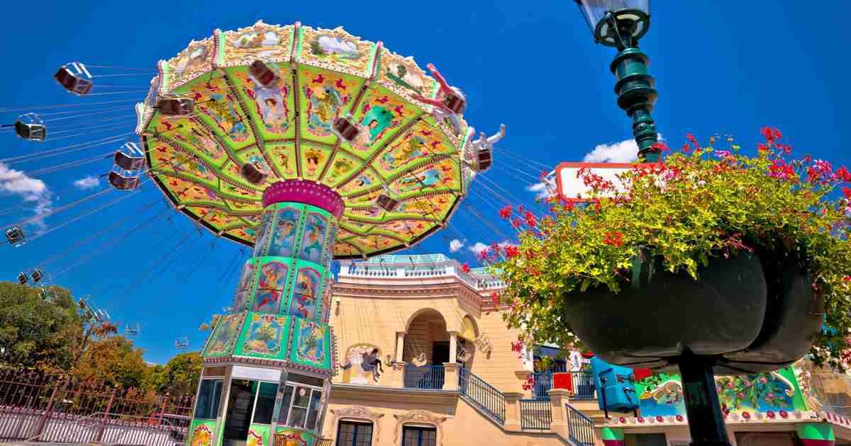 25 sights for children in Vienna