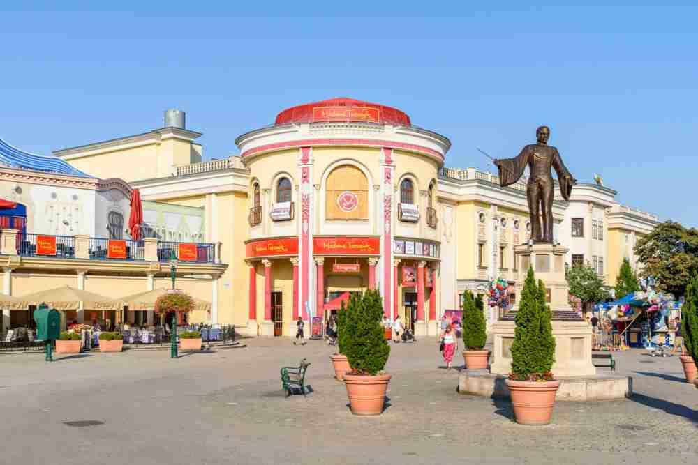 Madame Tussauds Wien in Austria