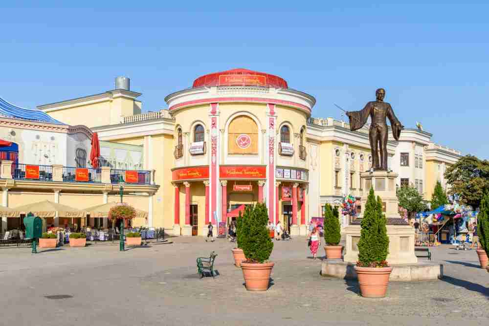 Madame Tussauds Wien in Austria