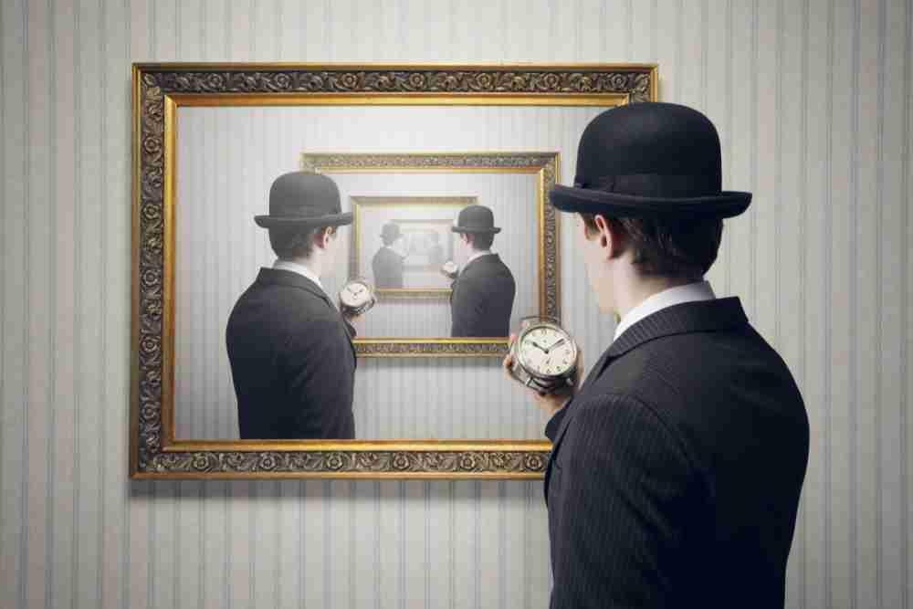 Museum der Illusionen in Vienna in Austria