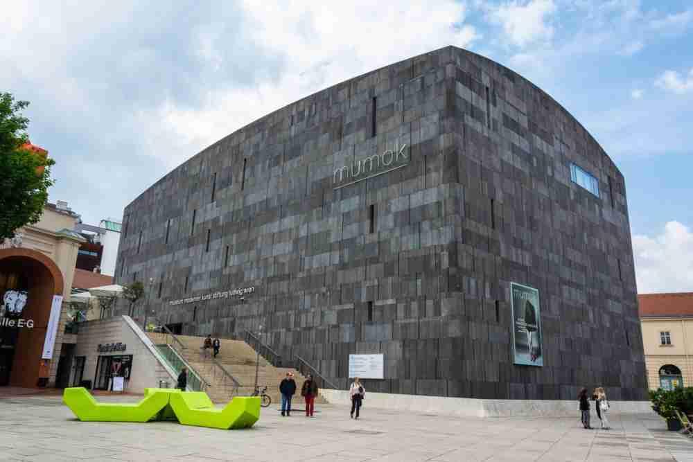 Museum of Modern Art Ludwig Foundation Vienna in Austria