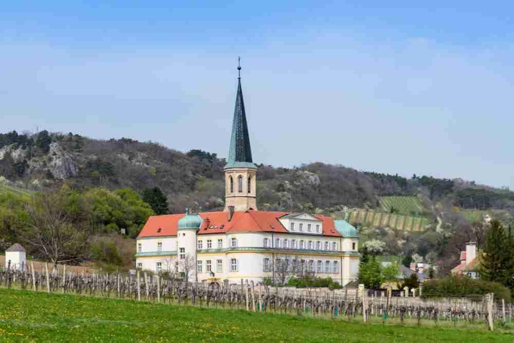 Teutonic Order Church St. Elisabeth in Vienna in Austria