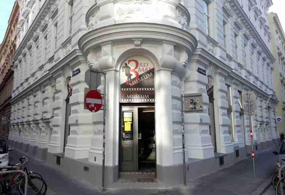 Third Man Museum in Vienna in Austria