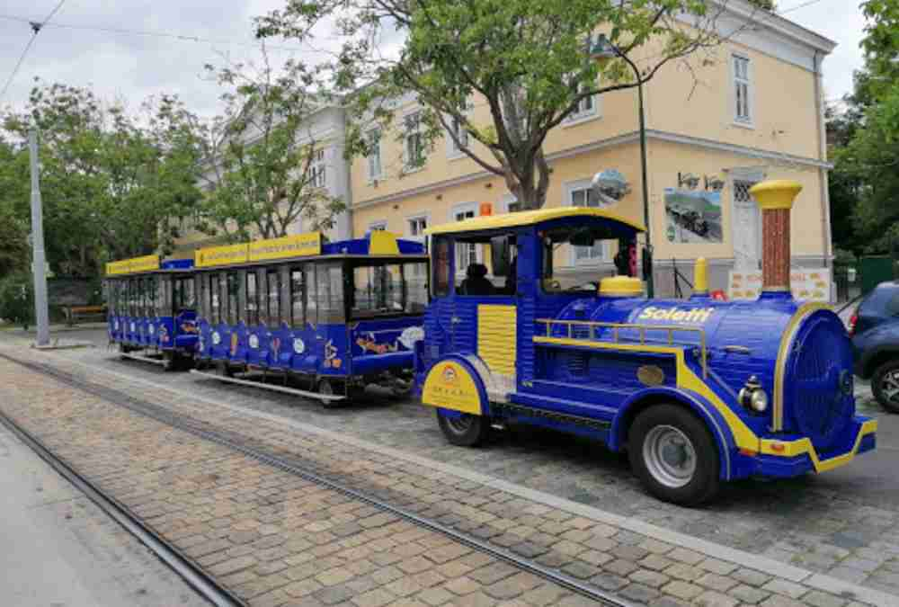 Vienna Heurigen Express in Vienna in Austria