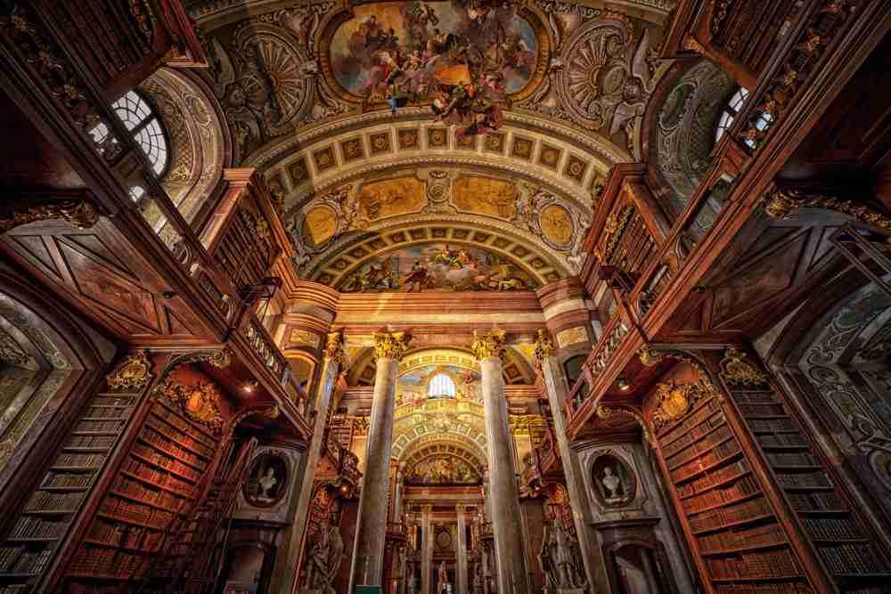 Österreichische Nationalbibliothek Globenmuseum