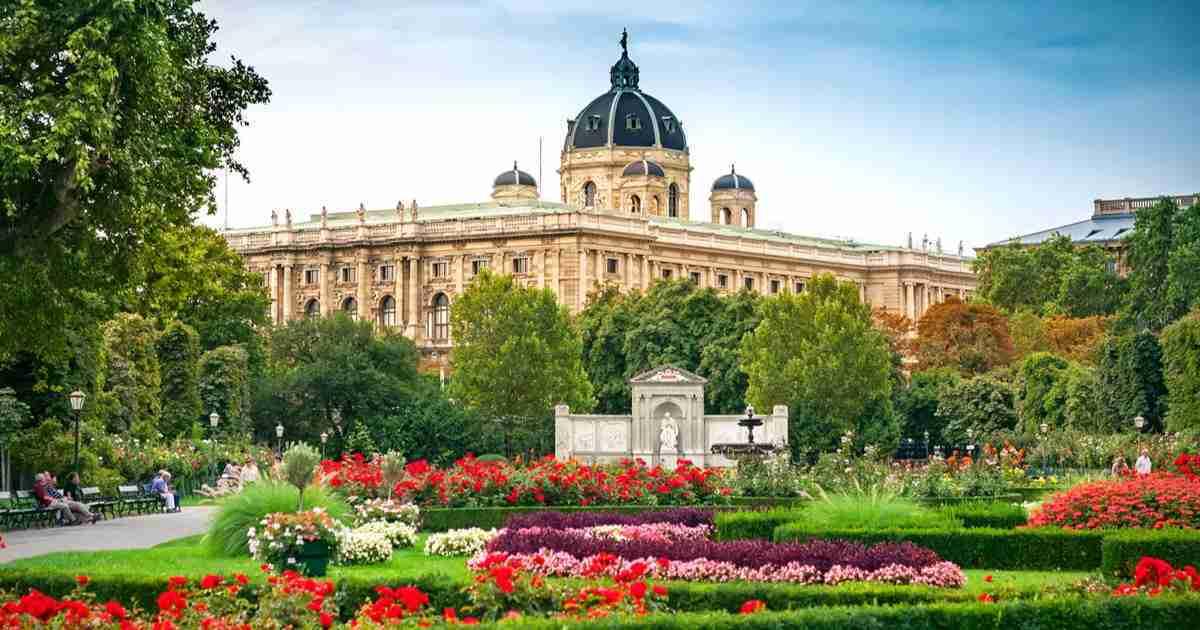 20 schönsten Parks in Wien