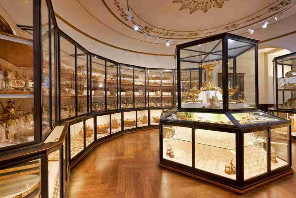 Silberkammer in Vienna in Austria