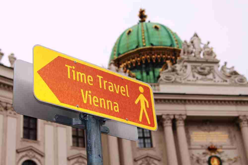Zeitreise in Wiens Vergangenheit Time Travel Vienna