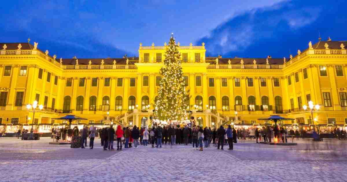 10 schönsten Weihnachtsmärkte in Wien