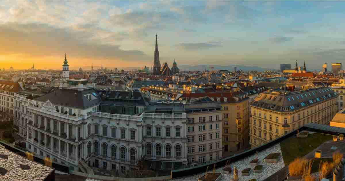 23 Bezirke von Wien Guide zum Wohnen während Reisen