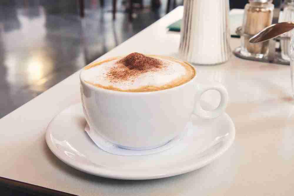 Kaffee in Vienna in Austria