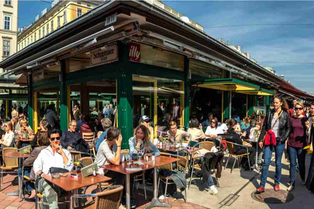 Restaurants, Cafes und Lokale