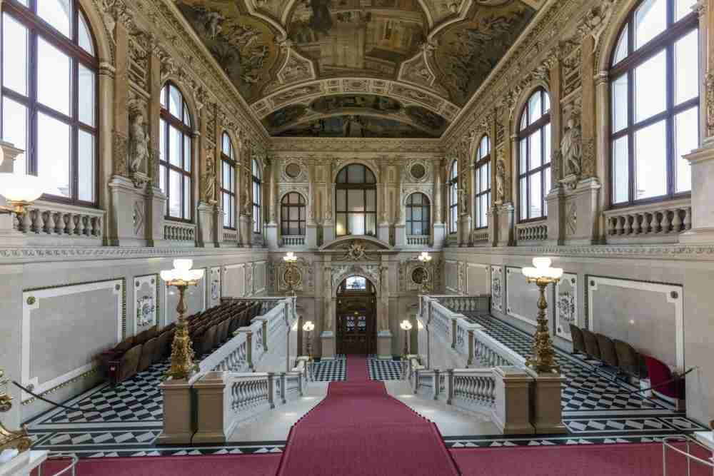 Was kann ich im Burgtheater machen