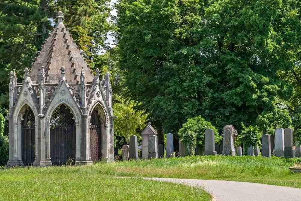 Wie komme ich zum Zentralfriedhof